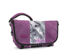 canvas Village Violet / Nylon Tropical Mist Pink