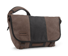 canvas Dark Brown / cordura Black / canvas Dark Brown