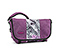 Classic Messenger Bag 2014 - canvas village violet / nylon tropical mist pink