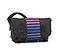 Classic Messenger Bag 2014 - cordura black / polyester cobalt sunset stripe / cordura black