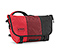 Classic Messenger Bag 2014 - cordura crimson / red devil / black