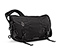 Classic Messenger Bag - ballistic nylon black / black / black