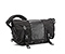 Classic Messenger Bag - ballistic nylon black / polybond black / ballistic nylon black