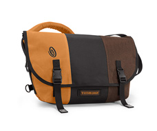 Weathered Canvas peanut / nylon black / herringbone Dark Brown
