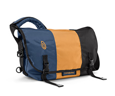 ballistic nylon Dusk Blue / Mustard Yellow / Black