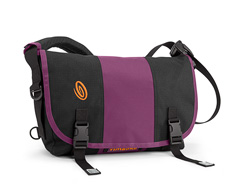 Recycled Pet Ripstop Black FC / ballistic nylon Village Violet / Recycled Pet Ripstop Black