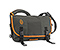Classic Messenger Bag - ripstop carbon ripstop / ballistic nylon carbon / ripstop carbon ripstop