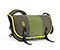 Classic Messenger Bag - canvas peat green / ballistic nylon algae green / canvas peat green