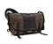 Classic Messenger Bag - canvas dark oak / polybond black / canvas dark oak