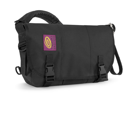 Golden Gate Messenger Bag Front