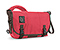 Golden Gate Messenger Bag - polyester rev red / rev red / rev red