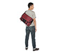 Dashboard Laptop Messenger Bag Model