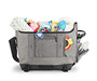 Stork Diaper Messenger Bag Open