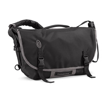 D-Lux Laptop Bondage Messenger Bag Front
