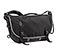 D-Lux Laptop Bondage Messenger Bag - ballistic nylon black / gunmetal