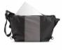 D-Lux Laptop Bondage Messenger Bag Back