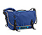 D-Lux Laptop Bondage Messenger Bag - ballistic nylon night blue