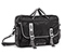 Control Laptop TSA-Friendly Messenger Bag - oxford nylon black