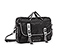 Control Laptop TSA-Friendly Messenger Bag - oxford nylon black / black / black