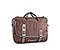 Control Laptop TSA-Friendly Messenger Bag - coated canvas mahogany brown / mahogany brown / mahogany brown