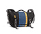D-Lux Laptop Racing Stripe Messenger Bag - ballistic nylon black / ballistic nylon dusk blue / ballistic nylon black