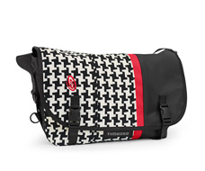 Made in SF - CA Classic Messenger Racing Stripe Front