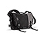 Snoop Camera Messenger Bag - ballistic nylon black / black / gunmetal
