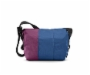 Freestyle Messenger Bag for iPad Back