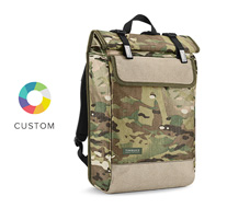 Custom Prospect Laptop Backpack Front