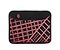 The Surf Sleeve for the NEW iPad, iPad 2 - neoprene revlon red