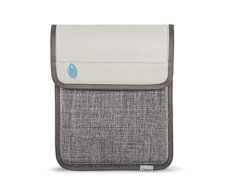 texture grey / coated canvas Tusk Grey