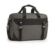 Strada Laptop Briefcase Front