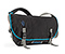 Full-Cycle Messenger Bag - 600d recycled pet ripstop black fc / black fc / black fc