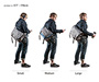 Command Laptop TSA-Friendly Messenger Bag Feature