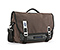 Command Laptop TSA-Friendly Messenger Bag - canvas dark brown