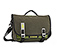 Command Laptop TSA-Friendly Messenger Bag - poly weathered canvas peat green