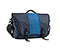 Commute Laptop TSA-Friendly Messenger Bag - ballistic nylon navy / blue / navy