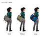 Commute Laptop TSA-Friendly Messenger Bag 2014 Feature