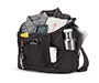 Commute Laptop TSA-Friendly Messenger Bag Open