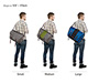 Commute Laptop TSA-Friendly Messenger Bag Feature