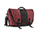 Commute Laptop TSA-Friendly Messenger Bag - cordura red devil / black / red devil