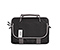 Quickie Laptop Messenger Bag - oxford nylon black