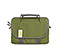 Quickie Laptop Messenger Bag - oxford nylon algae green