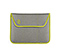 Full-Cycle Envelope Sleeve for the NEW iPad, iPad 2 - recycled pet ripstop grey / grey / grey