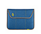 Full-Cycle Envelope Sleeve for the NEW iPad, iPad 2 - recycled pet ripstop blue / blue / blue