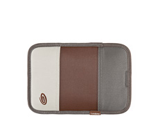 canvas mahogany brown / tusk grey