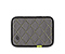 Kindle Fire Cush Sleeve - ballistic nylon gunmetal / lime-aid