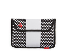 Print BW Polka Dots / 1680D Ballistic White / Print BW Polka Dots