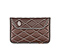 Kindle Fire Plush Sleeve - canvas mahogany brown / tusk grey