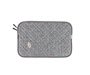 Plush Layer Laptop Sleeve Front